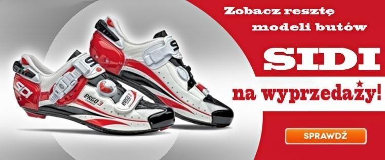 Wielka wyprzedaż butów SIDI