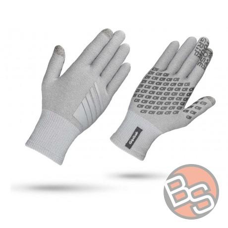 Rękawiczki zimowe GripGrab Primavera Merino szare
