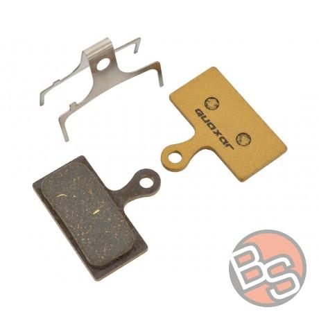 Klocki Hamulcowe Quaxar XTR/XT/SLX/Alfine G01S/G02A półmetaliczne