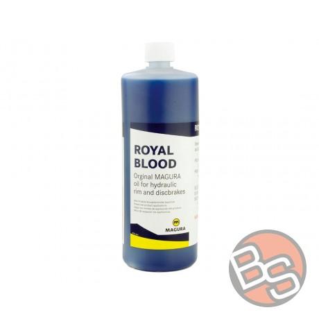Płyn hamulcowy mineralny Magura Royal Blood 250ml