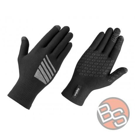 Rękawiczki zimowe GripGrab Primavera Merino czarne
