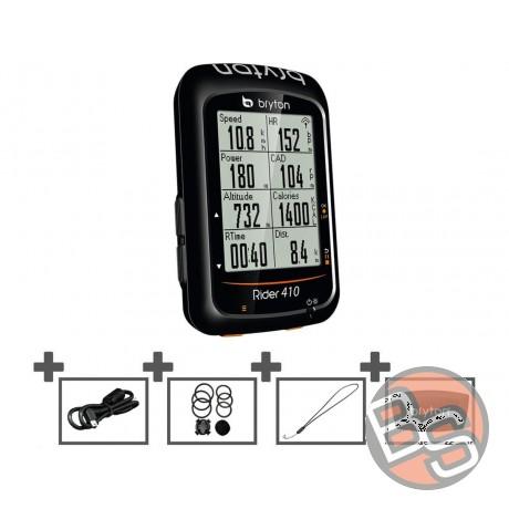 Licznik GPS Bryton Rider 410 H