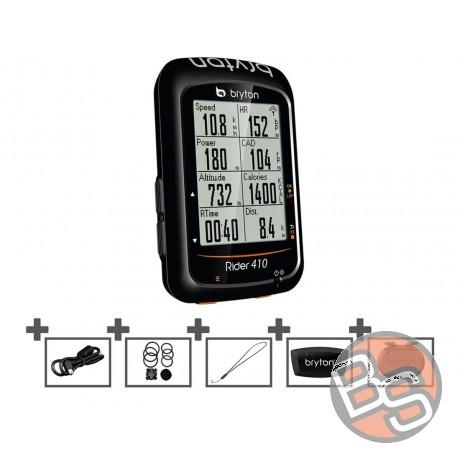 Licznik GPS Bryton Rider 410 T