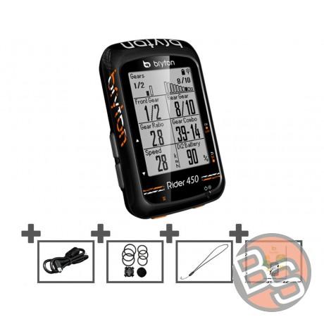 Licznik GPS Bryton Rider 450 E