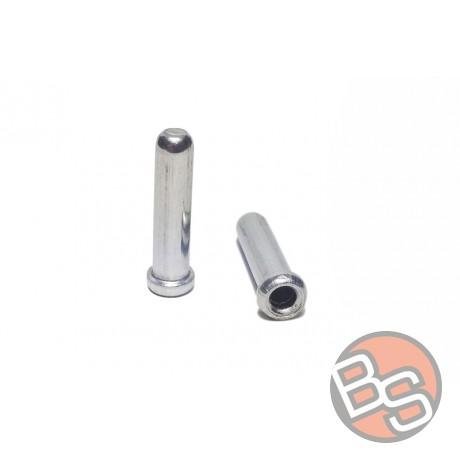 Końcówka Linki przerzutki Shimano 1.2mm Alu