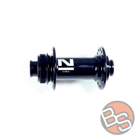 Piasta przednia Novatec 771 Center Lock 100x15mm czarna 2016