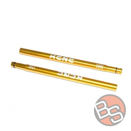 KCNC Valve 100mm - przedłużki do wentyla złote -50%