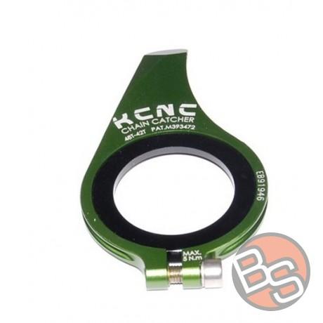 Łapacz łańcucha KCNC zielony do korb Shimano 2/3s