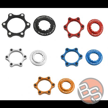 Adapter Quaxar CNC Centerlock różne kolory