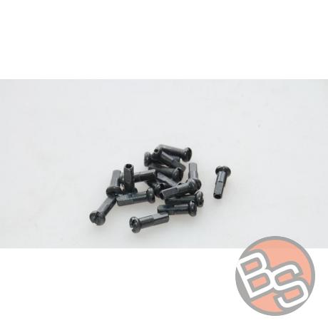 DT Swiss nypel Prolock mosiężny czarny 2.0mmx16mm