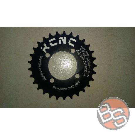 Zębatka tarcza KCNC 29T BCD 64mm 25 gram czarna