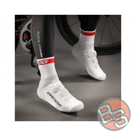 Ochraniacze skarpety szosowe GripGrab Cover Sock białe