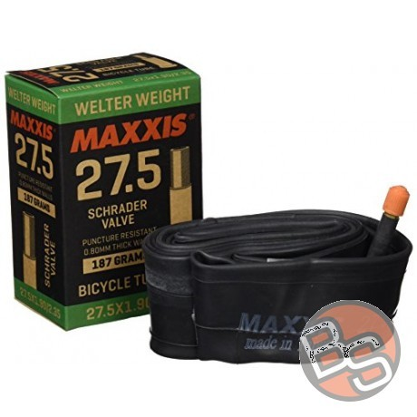 Tube MAXXIS Welter Weight 27.5x1.9/2.35 Automotive valve