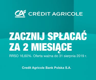 Credit Agricole Odroczona Rata