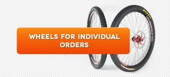Wheels for individual orders